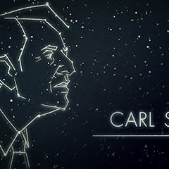 Blank on Blank - Carl Sagan